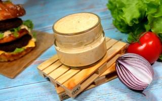 Вкуснейший соус Биг Тейсти — рецепты приготовления в домашних условиях
