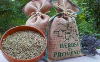 Что входит в состав прованских трав: как применять и как приготовить дома