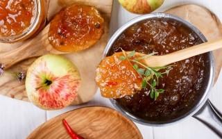 Рецепты индийского соуса чатни из яблок и других фруктов — все взаимозаменяемо