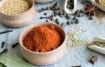 Ингредиенты приправы тако и секреты рецепта: описание и замена