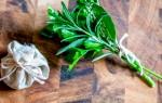 Применение ароматной французской специи букет гарни в кулинарии — интересные факты
