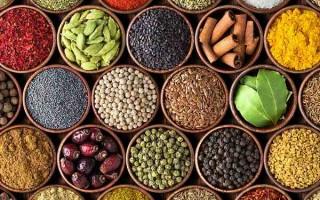 ТОП 14 индийских специй: названия и описания пряностей, составы смесей