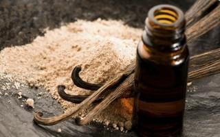 Польза и применение масла ванили — сколько стоит натуральный эфир