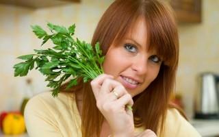 Эффективна ли петрушка для похудения: польза и вред, простые и классные рецепты