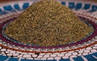 Ореховая трава: описание, польза и вред приправы, выбор и выращивание