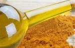 Свойства эфирного масла куркумы, польза и вред для здоровья, интересное применение