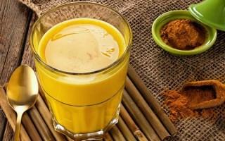 Полезные свойства молока с куркумой, аппетитные рецепты и эффективное применение