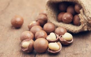 Все про вкуснейший орех макадамия: польза и вред, аромат, как его открыть