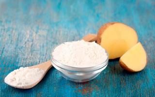 Полезные свойства картофельного крахмала — применения в быту и не только