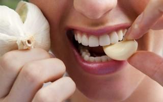 Как быстро и на 200% избавиться от запаха чеснока — простые советы