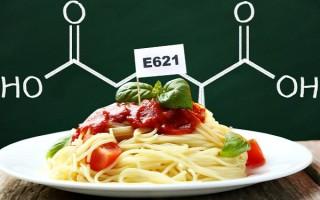 Опасен ли усилитель вкуса Е621 (глутомат натрия) и где содержится сомнительная добавка