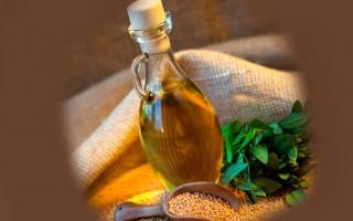 Чем полезно горчичное масло и как его правильно употреблять?