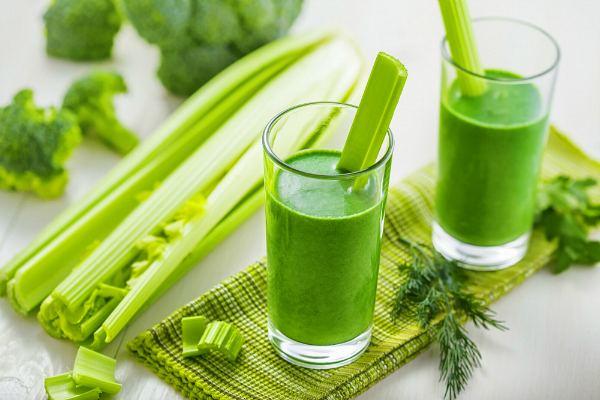 Сок сельдерея для похудения