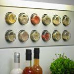 Идея хранения специй на кухне