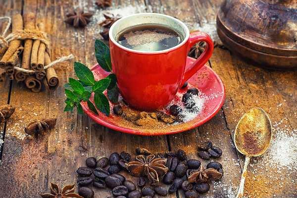 Приправы для чая и кофе