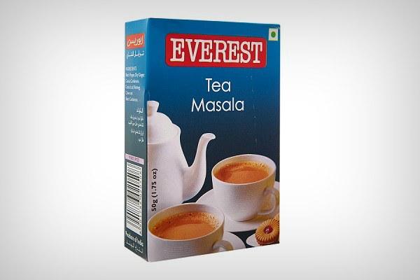 Чай масала в упаковке