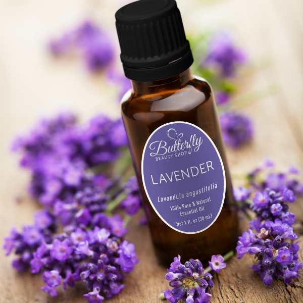 Масло Lavender