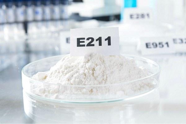 Е211 пищевая добавка