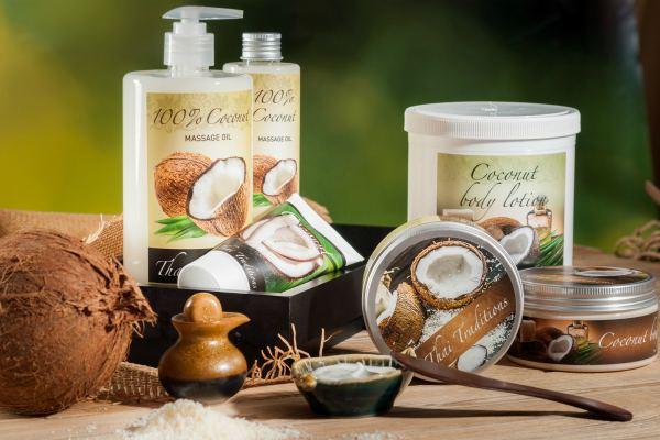 Кокосовое масло косметика