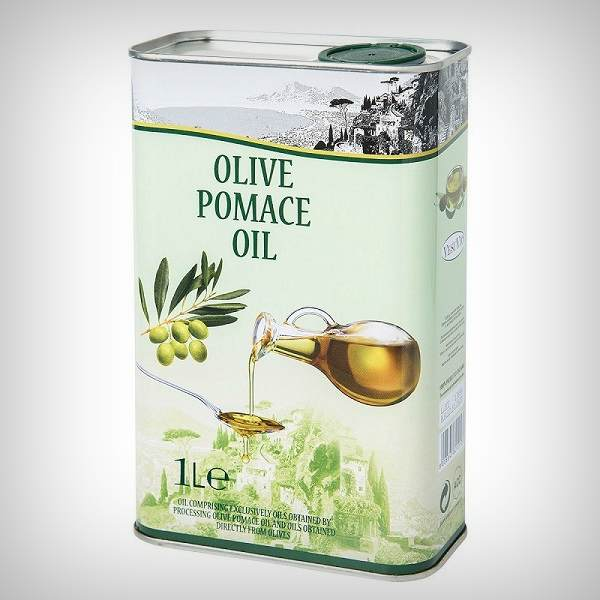 Жмыховое Olive-pomace oil