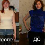 Похудела До и После
