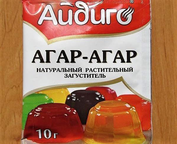 Агар агар