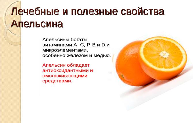 Лечебные свойства апельсиновой цедры