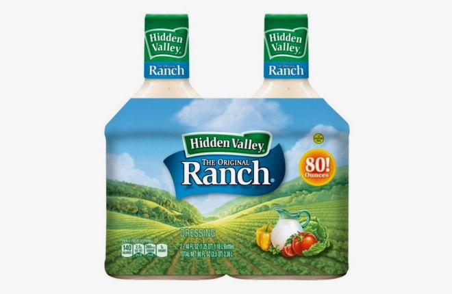 Салатная заправка марки Hidden Valley Ranch Food Products