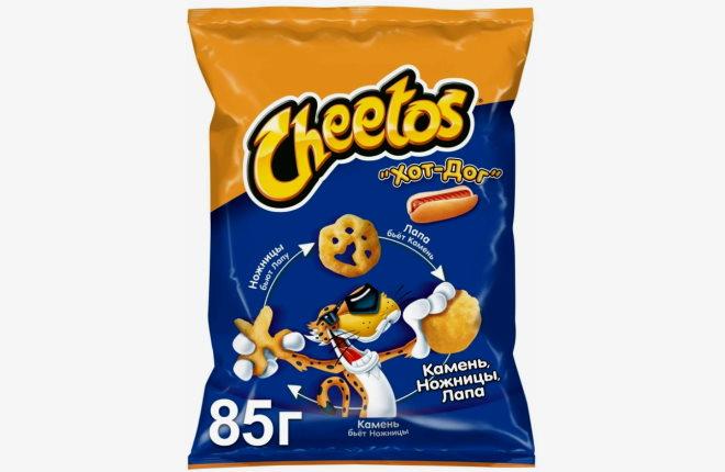 Чипсы Cheetos